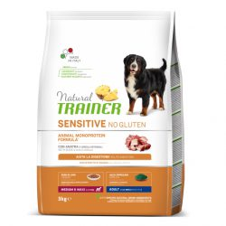 NT ADULT DOG SENSITIVE NO GLUTEN M/M DUCK PAŠARAS ŠUNIMS su ANTIENA
