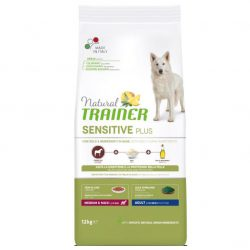 NT DOG SENSITIVE PLUS ADULT M/M HORSE PAŠARAS ŠUNIMS su ARKLIENA