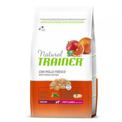 TRAINER NATURAL PUPPY MEDIUM (VIŠTIENA)