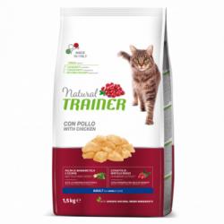 NATURAL TRAINER CAT ADULT SU VIŠTIENA