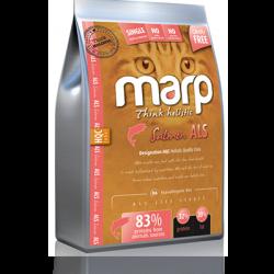Marp Think holistic – Salmon – sausas ėdalas katėms su lašiša