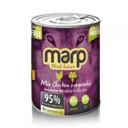 Marp holistic – vištienos konservai su daržovėmis