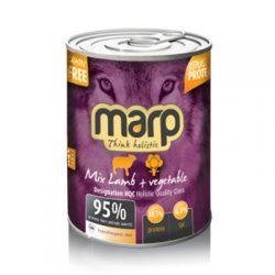Marp holistic – ėrienos konservai su daržovėmis