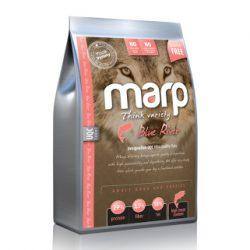 Marp think variety – Blue River – sausas ėdalas šunims ir šuniukams su lašiša ir ryžiais