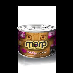 Marp holistic – Pure Turkey – kalakutienos konservai katėms