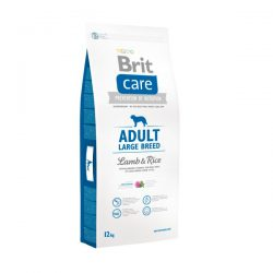 Brit Care Adult Large Breed Lamb & Rice maistas šunims su ėriena ir ryžais
