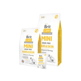 Brit Care Mini Hair&Skin šunų maistas