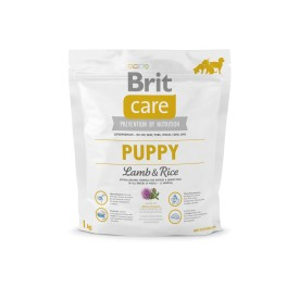 Brit Care Puppy Lamb&Rice s.m. šunims