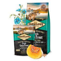 Carni Love Fresh Carp&Trout šunims